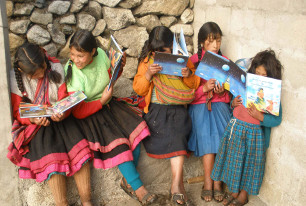 Children's Book Project, ACUPARI Cusco