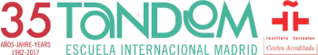 Tandem Spanish School Madrid logo