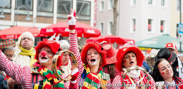 Carnival in Cologne, Germany