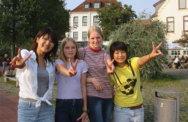 Host family, CASA Bremen German language school