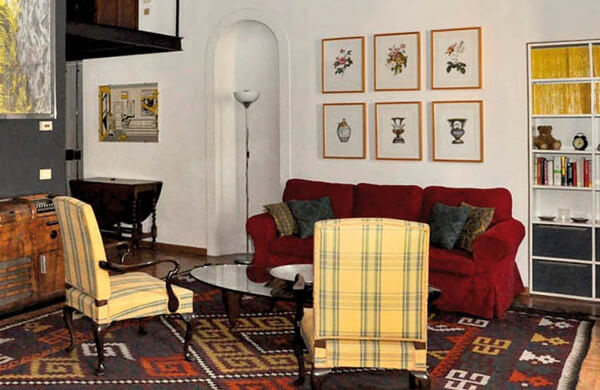 Shared flat, Centro Machiavelli, Florence