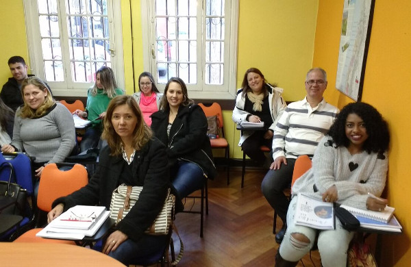 Spanish Group Courses in Santiago de Chile,Tandem Santiago Chile