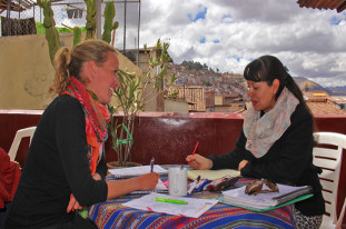 Spanish Intensive Course Plus,Acupari Cusco