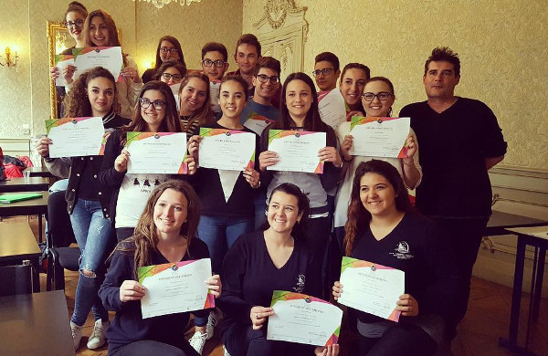 French courses for groups in Montpellier,Institut Europeen De Francais