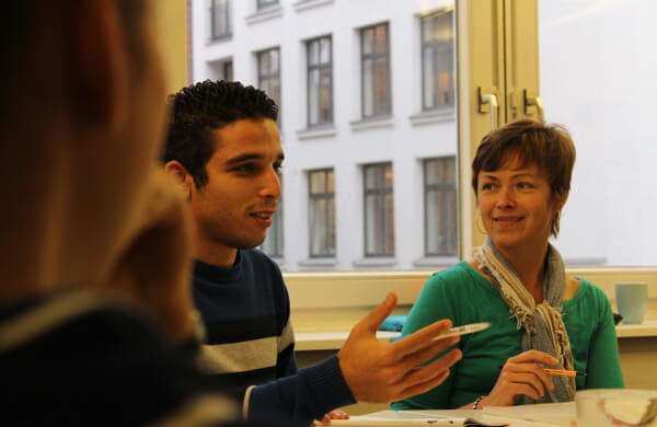 German evening courses,Tandem Hamburg