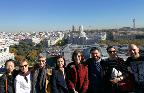 Guided visits, TANDEM Madrid
