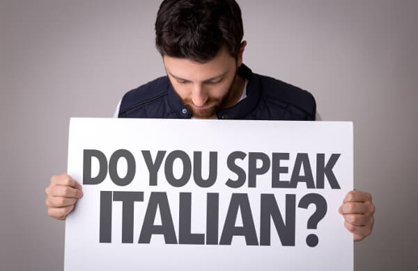Intensive Courses, Italian language