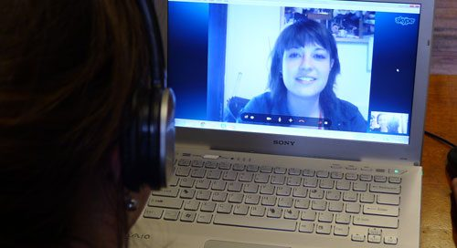 Online Spanish Courses via Skype