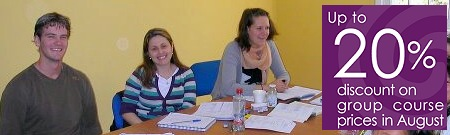 Spanish course in Santiago de Chile with a 20 % discount!