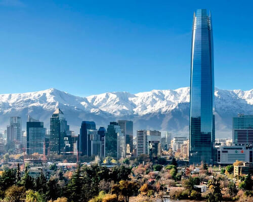 More about Chile, Latin America